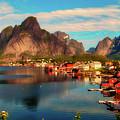 Lofoten, Norway by Pixabay