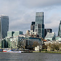 London City by Arild Lilleboe