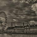 London Eye by Martin Newman