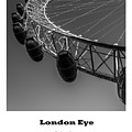 London Eye, London, Uk. by Nigel Dudson