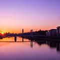 London Sunrise  by Mariusz Czajkowski
