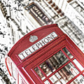 London Telephone 3b by Alex Art and Photo