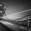 London Tower Bridge by Nina Papiorek
