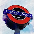 London Underground by John Springfield