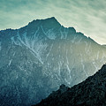 Lone Pine Peak by Mike Penney