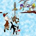 Looney Tunes by Bert Mailer