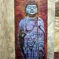 Lord Buddha  by Constantin Sobaru