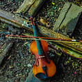 Lost Violin by Gerald Kloss