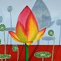 Lotus by Adrian Ramos