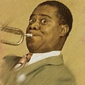 Louis Armstrong, Music Legend by Mary Bassett