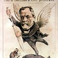Louis Pasteur (1822-1895) by Granger