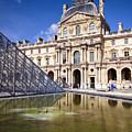 Louvre Museum Architecture Paris by Pierre Leclerc Photography