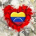 Love Venezuela by Alberto RuiZ