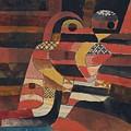 Lovers by Paul Klee