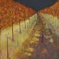 Lovers Walk by Richard Benson