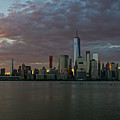 Lower Manhattan by Brian Kamprath