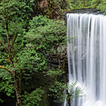 Lower South Falls  by Robert Potts