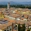 Lucca Italy by Edward Fielding