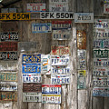 Luckenbach Tx by Tommy Anderson