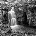 Lumsdale Falls by Nick Bywater
