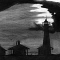 Lydia Ann Lighthouse by Adam Johnson