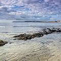 Lyme Regis Seascape - October by Susie Peek