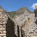 Macchu Picchu 9 by Sandra Bourret