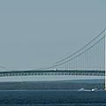 Mackinac Bridge 2 by Wesley Farnsworth