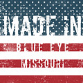 Made In Blue Eye, Missouri by Tinto Designs