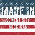 Made In Cement City, Michigan by Tinto Designs