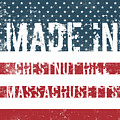 Made In Chestnut Hill, Massachusetts by Tinto Designs