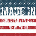 Made In Constableville, New York by Tinto Designs