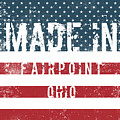 Made In Fairpoint, Ohio by Tinto Designs