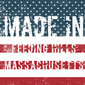 Made In Feeding Hills, Massachusetts by Tinto Designs