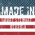 Made In Fort Stewart, Georgia by GoSeeOnline