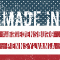 Made In Friedensburg, Pennsylvania by Tinto Designs