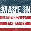 Made In Friendsville, Tennessee by Tinto Designs
