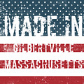 Made In Gilbertville, Massachusetts by Tinto Designs