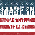 Made In Graniteville, Vermont by GoSeeOnline