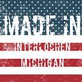 Made In Interlochen, Michigan by Tinto Designs