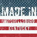 Made In Mitchellsburg, Kentucky by Tinto Designs