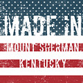Made In Mount Sherman, Kentucky by Tinto Designs