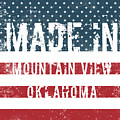 Made In Mountain View, Oklahoma by Tinto Designs