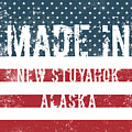 Made In New Stuyahok, Alaska by Tinto Designs
