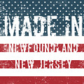 Made In Newfoundland, New Jersey by Tinto Designs