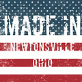 Made In Newtonsville, Ohio by Tinto Designs