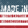 Made In North Eastham, Massachusetts by Tinto Designs
