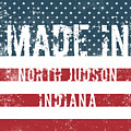 Made In North Judson, Indiana by Tinto Designs