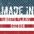 Made In North Plains, Oregon by Tinto Designs