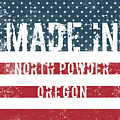 Made In North Powder, Oregon by Tinto Designs